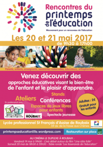 rencontres du printemps de l'éducation